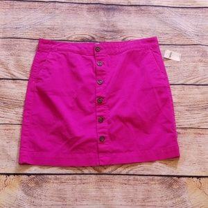 NWT Gap 8 skirt